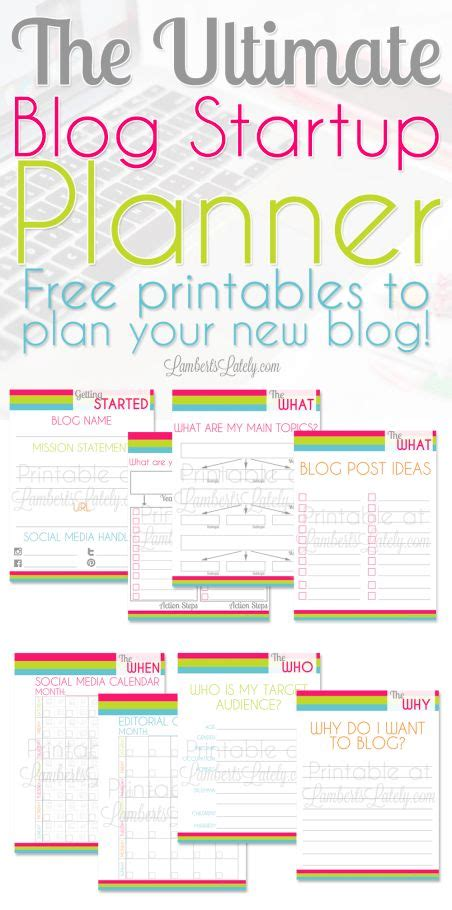ultimate blog planner printable 6301 best the real creative life images on pinterest