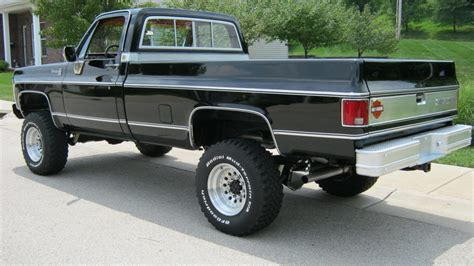 1980 Chevrolet Truck by 1980 Chevrolet Silverado 4x4 F90 Des Moines 2010