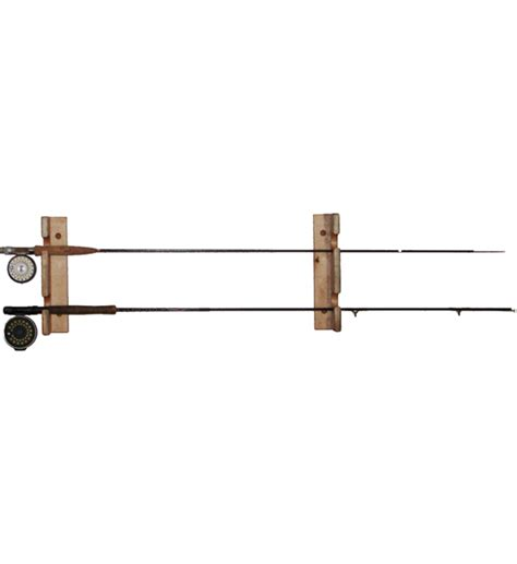 Fishing Rod Rack Horizontal by Horizontal Fishing Rod Storage Rack In Sports Equipment