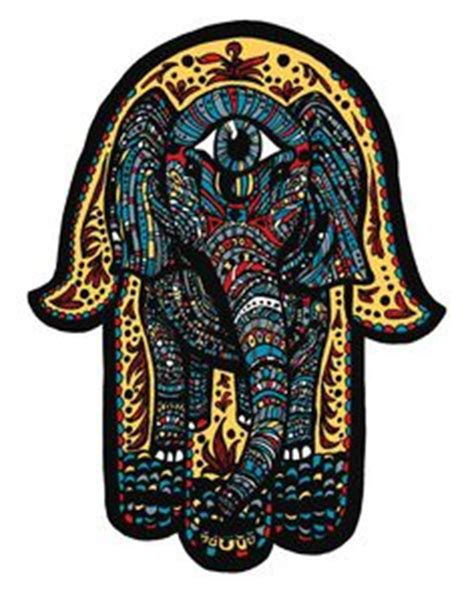 tattoo fixers hamsa hand elephant watercolor art zentangle watercolor hamsa hand hand