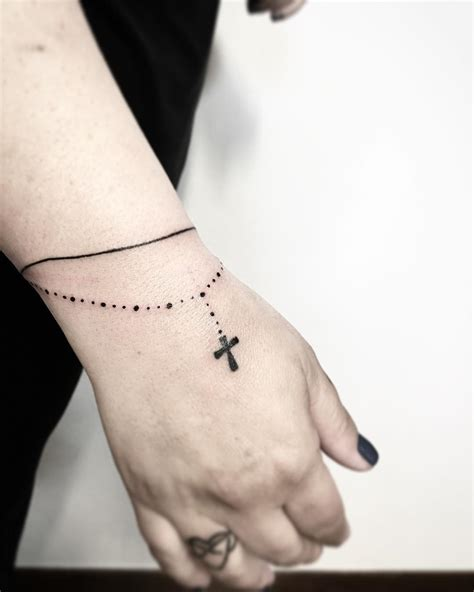 bracelet cross wrist tattoos 100 bracelet designs for chhory