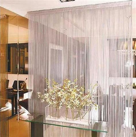 modern home curtains rain curtain home decor accents to romanticise modern