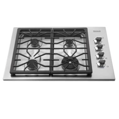 Professional Gas Cooktops frigidaire fpgc3085ks 30 quot professional gas cooktop powerplus range burner pro select