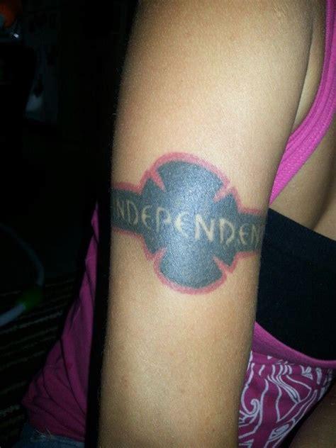 independent tattoo independent trucks sk8 tattoos