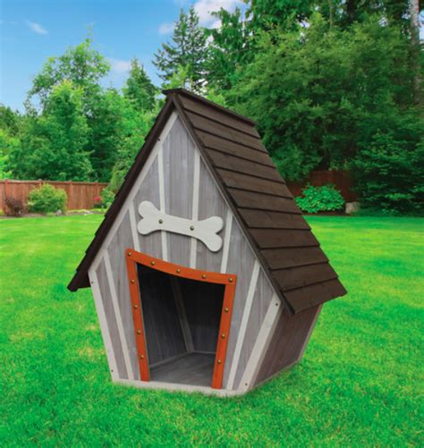 2 dog house houses and paws whimsical dog house dog milk