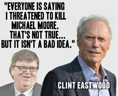 Clint Eastwood Memes - clint eastwood is so awesome think about it