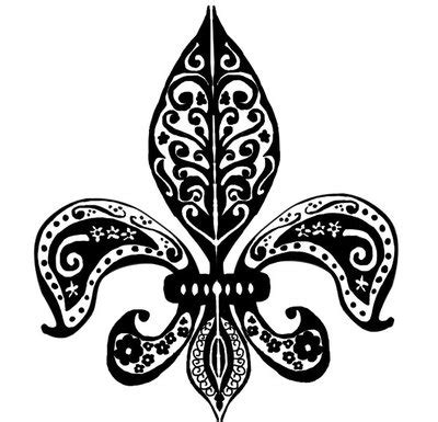 paisley fleur de lis by clockworkpriest on deviantart