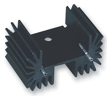 To 220 Heat Sink by 6400bg Aavid Thermalloy Heat Sink To 220 218 2 7 176 C W