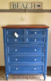 leisure living napoleonic blue dresser