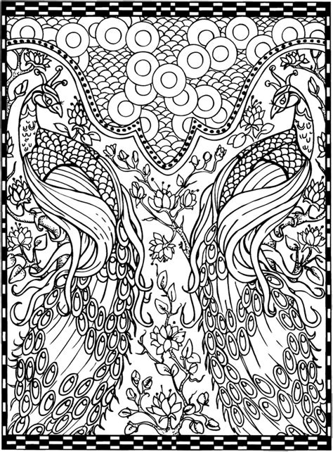 Welcome To Dover Publications Coloring Deco
