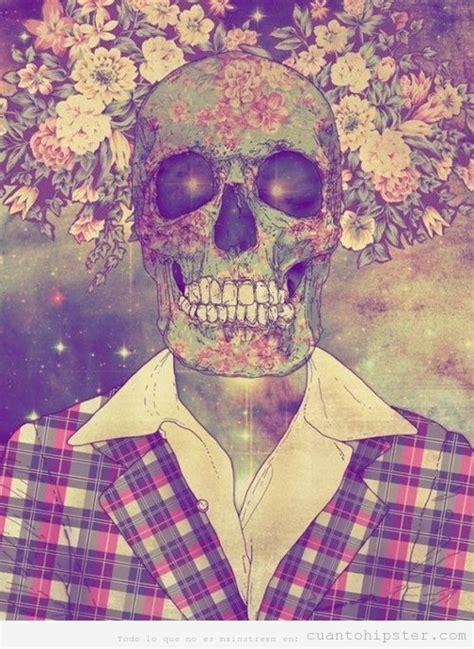 Imagenes Indie Hipster | calaveras vintage cu 225 nto hipster