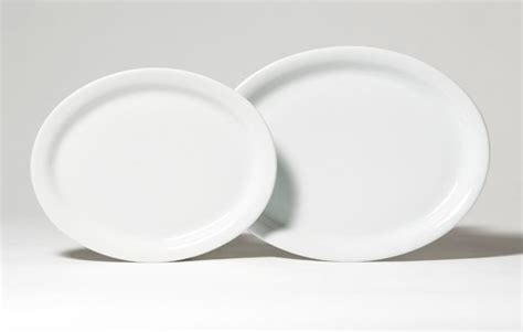 Plate Oval By Abie Kitchenware hotel supplies restaurant suppliers catering supply