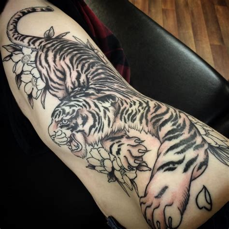 tiger tattoo for men 115 best tiger meanings design for and