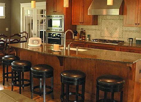 kitchen islands with bar stools kitchen islands with breakfast bar and stools for island