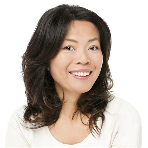 middle age asian woman hairstyle of middle aged asian woman