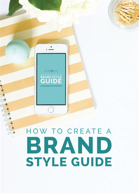 Corporate Design Styleguide Vorlage How To Create A Brand Style Guide