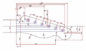 telecaster headstock template fender stratocaster headstock template