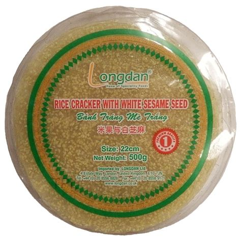 White Sesame Seeds 500g buy rice crackers white sesame seed banh