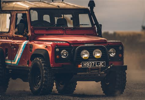 roader land rover defender 90 tdi relic imports