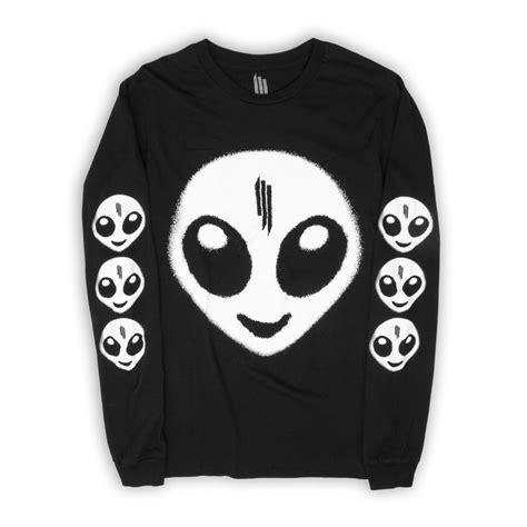 Skrillex Logo T Shirt skrillex longsleeve dj skrillex