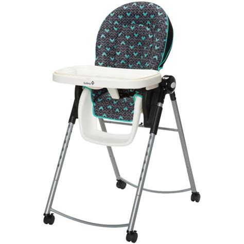 high chair position safety 1st adaptable high chair with 4 position tray
