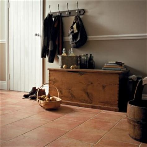 17 best ideas about terracotta floor on quarry tiles terracotta tile and painted beams