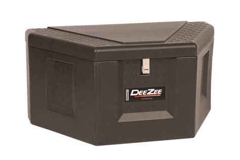 Storage Box zee dz91717p specialty series poly triangle trailer