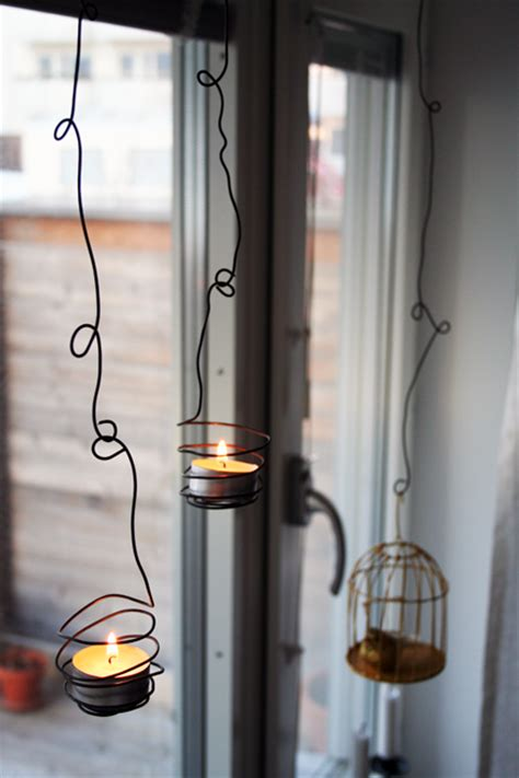 Outdoor Tea Light Holders Picture Of Diy Wired Outdoor Tea Light Holder