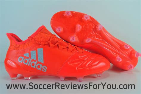 Soccer Cleat Giveaway 2017 - adidas x 16 1 leather just arrived soccer reviews for you