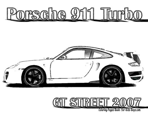 coloring pages of real cars free coloring pages