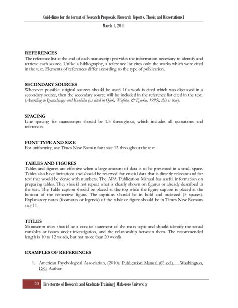 pattern writing research proposal research proposal pattern
