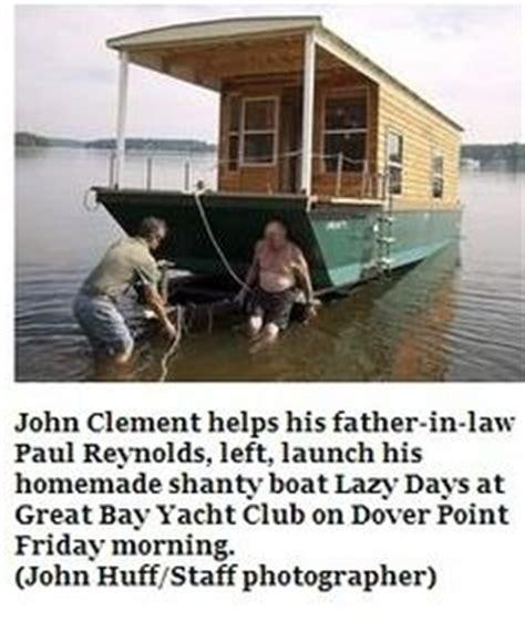 lisa b good shantyboat boats and waterways pinterest new shantyboat launched