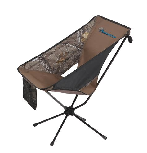 most comfortable hunting chair new ameristep compaclite tellus lite chair realtree am