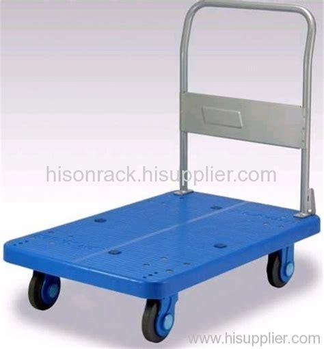 box cart trolley logistics cart box pallet manufacturer from china