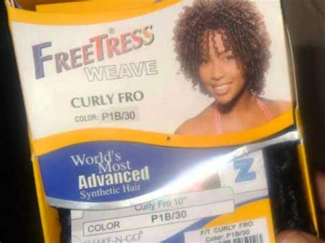 can you show me all the curly weave short hairstyles 2015 short curly quickweave freetress curly fro youtube
