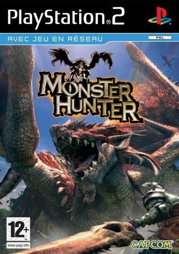 emuparadise monster hunter monster hunter europe en fr de es it iso
