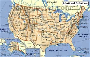 show me the united states map show me where you live