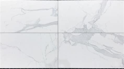"Bella Via Mirage Calacatta Grey / 12""x24"" / Glossy"