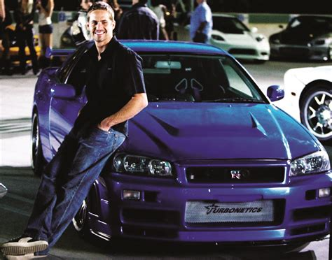 nissan skyline fast and furious paul walker fast and furious cars drawings image 290