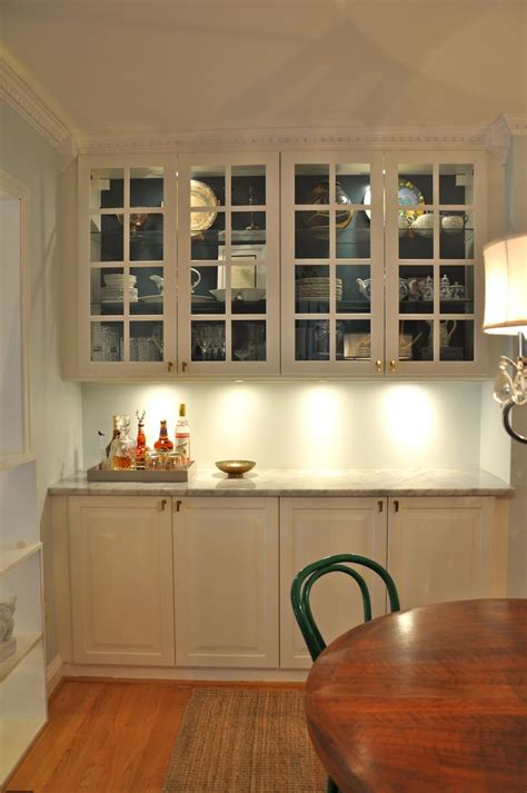 built in china cabinet dining room 17 best ideas about white china cabinets on
