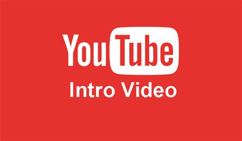 cara membuat opening video di ulead cara membuat intro video youtube di android inwepo