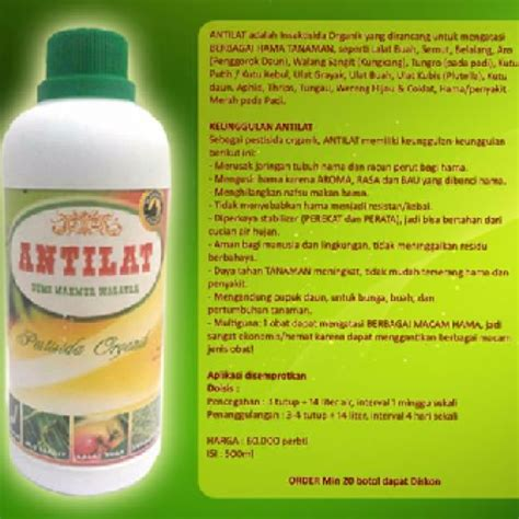 Pestisida Organik Antilat jual insektisida pestisida organik antilat bmw 0856 0856