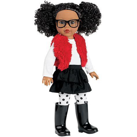 black 18 doll my as school 18 quot doll american dolls
