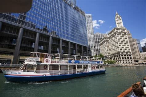chicago architecture boat tour in spanish shoreline sightseeing tickets