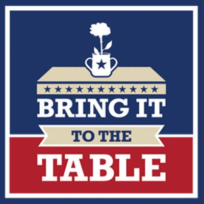 Bring It To The Table bring it 2 the table 2thetable