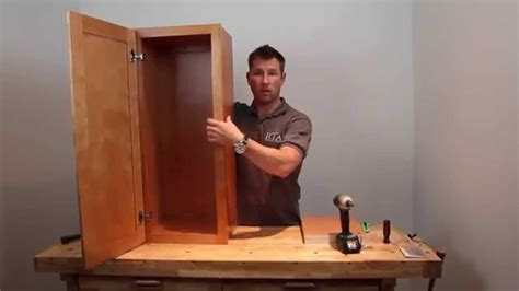 how to assemble stor it all cabinet quot how to quot cabinet assembly regular quot rta quot wall cabinet
