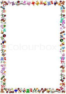 Etiketten Drucken Word Pad by Rahmen Clipart Kinder Kostenlos Clipartxtras