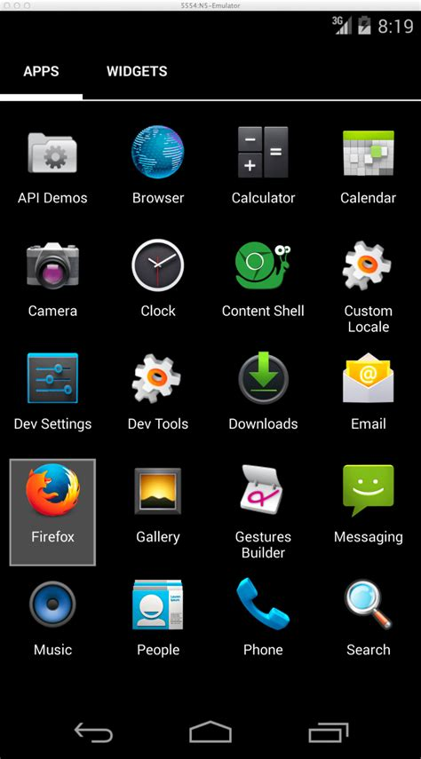 tutorial android development eclipse eclipse android sdk adt emulator android codec