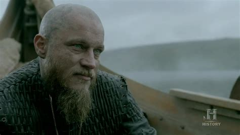 why did ragnar cut his hair off tvshow time vikings s03e07 paris