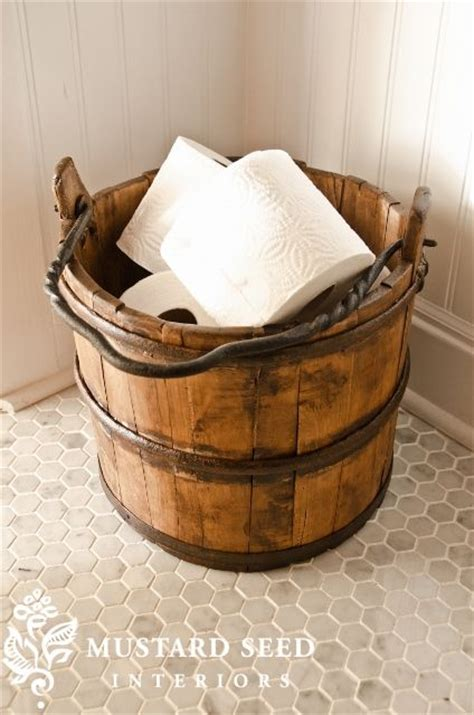 bucket for bathroom old water bucket purchased for christmas tree stand via